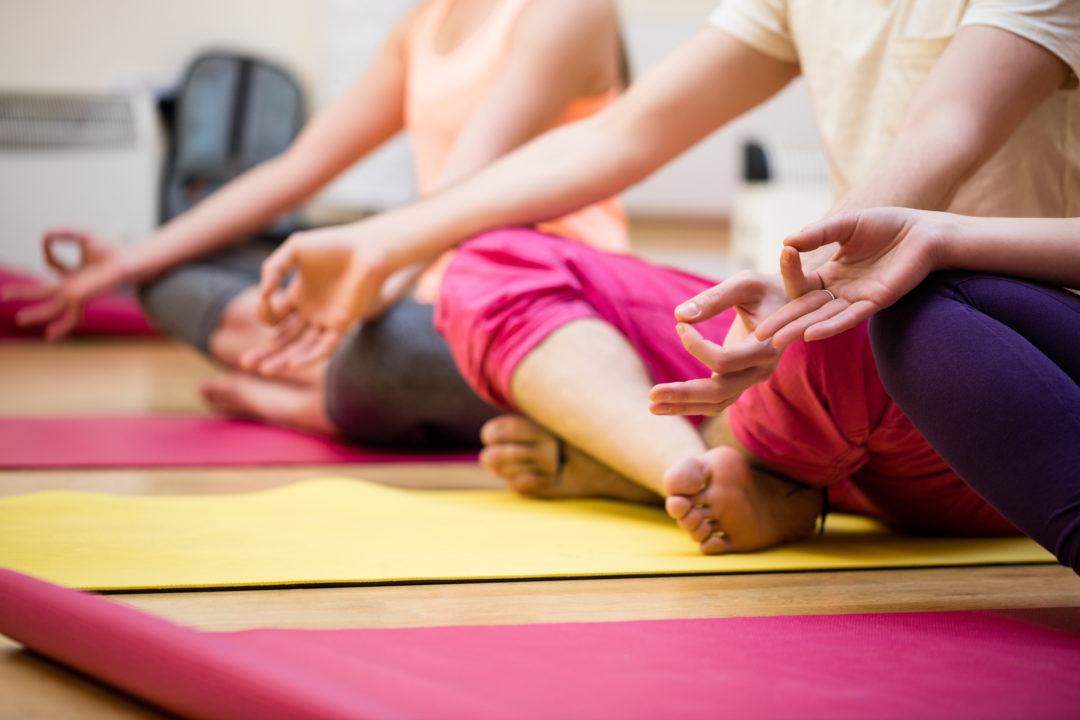 corso meditazione - spazio vitale centro yoga roma