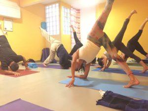 Lezione di Comunità - Spazio Vitale Yoga