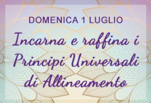 Seminario Anusara yoga Roma