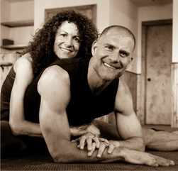 Desiree Rumbaugh e Andrew Rivin