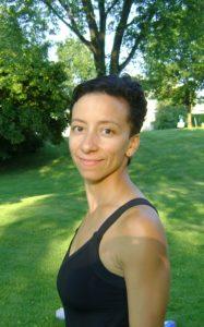 Jeannine Plaiche Insegnante Anusara® Yoga Certificata