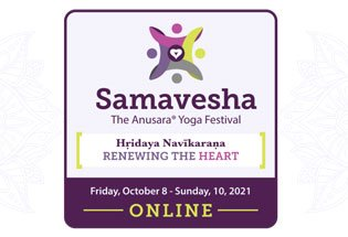 Samavesha 2021:  Anusara® Yoga Festival Online